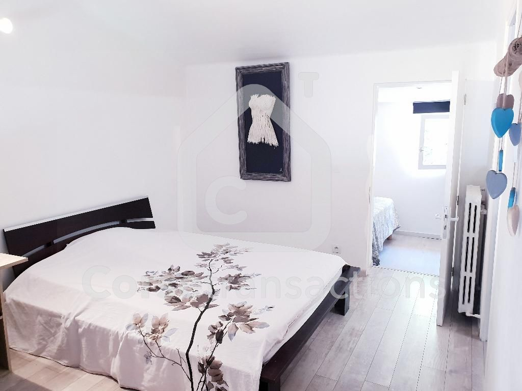 Agence immobilière Ajaccio CORSE TRANSACTIONS  T3 duplex vue mer Porticcio