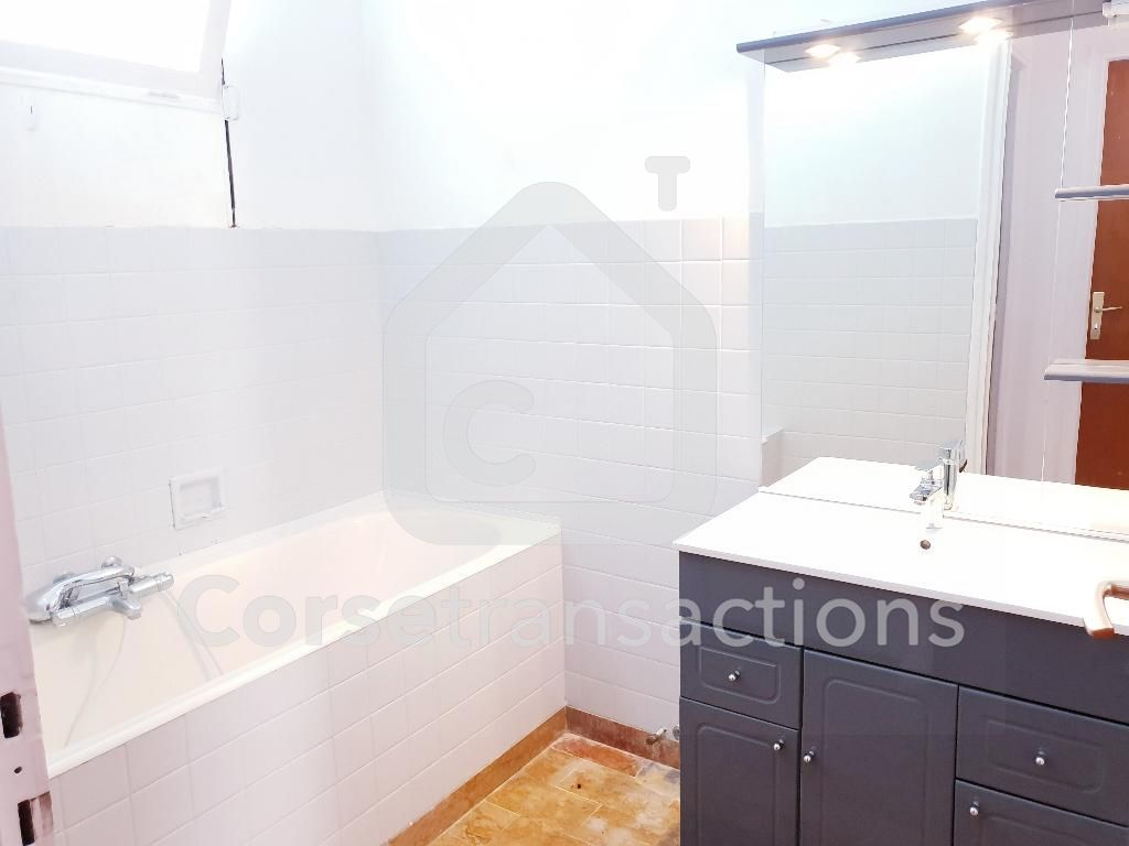 Agence immobilière Ajaccio CORSE TRANSACTIONS  Appartement T3 72m2 AJACCIO