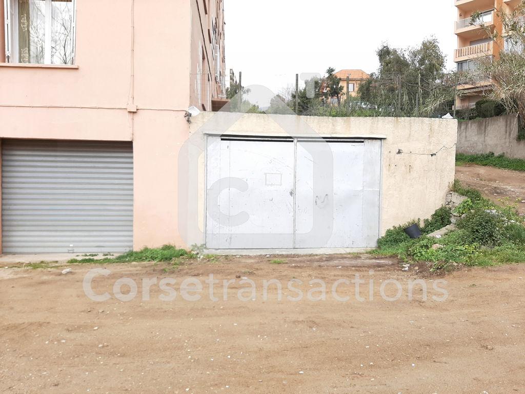 Agence immobilière Ajaccio CORSE TRANSACTIONS  Murs commerciaux 45 m2 AJACCIO