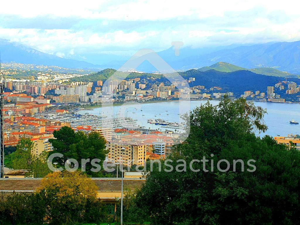 Agence immobilière Ajaccio CORSE TRANSACTIONS  Exclusivité : Rare ! Studio Torretta