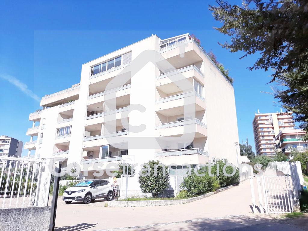 Agence immobilière Ajaccio CORSE TRANSACTIONS  Appartement Ajaccio 2 pièce(s) 46 m2