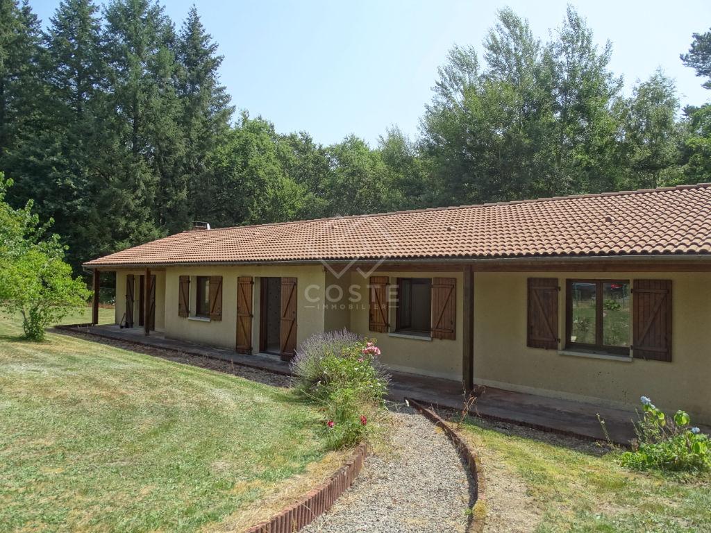 photo de Maison Veyrac 5 pièce(s) 121.72 m² avec terrasse et jardin !