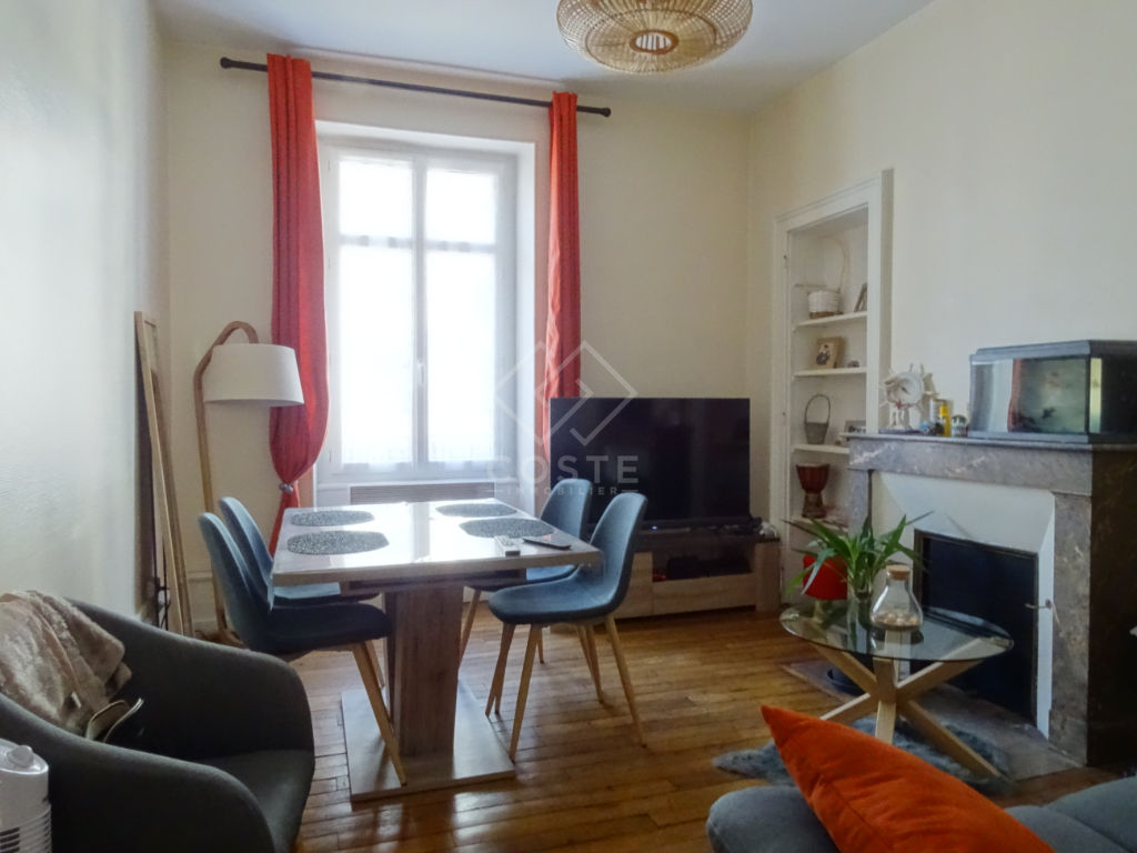 photo de QUARTIER CHINCHAUVAUD, T2 de 53m² avec cour collective !
