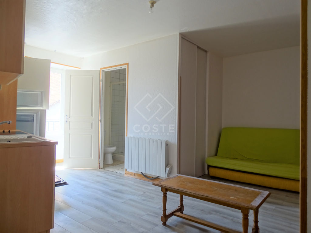 photo de Appartement Bellac 1 pièce(s) 20 m2