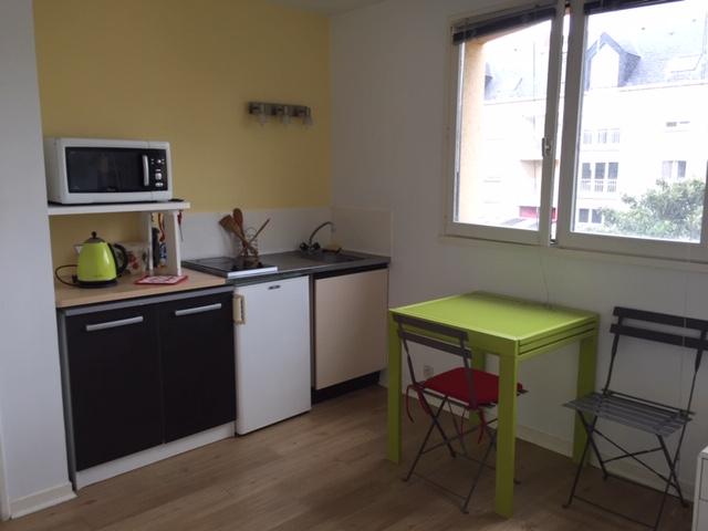 photo de Appartement MEUBLE Rouen Rive Gauche 1 pièce(s) 17 m2