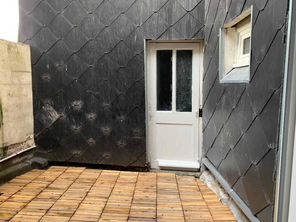 photo de Appartement Rouen  2 pièce(s) 27 m2