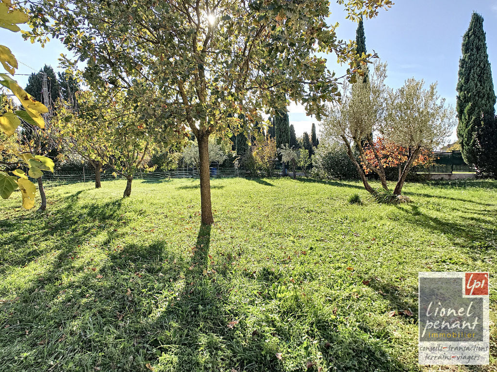 Sale house / villa Aubignan 395000€ - Picture 1