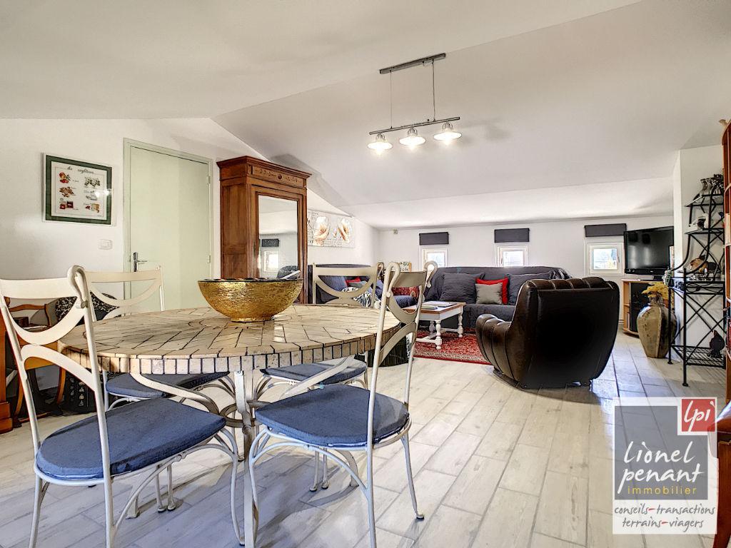 Sale house / villa Aubignan 395000€ - Picture 8