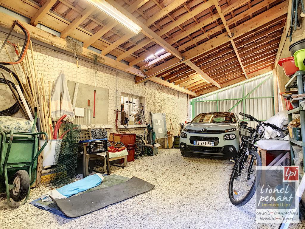 Sale house / villa Aubignan 395000€ - Picture 9