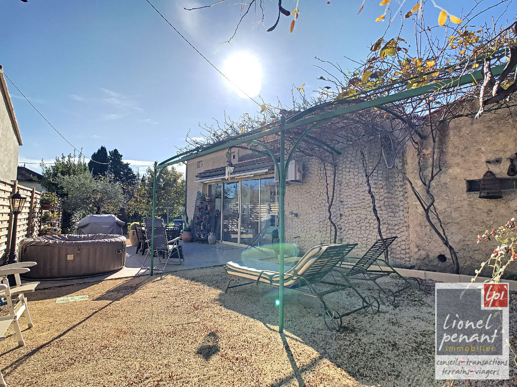 Sale house / villa Aubignan 395000€ - Picture 10