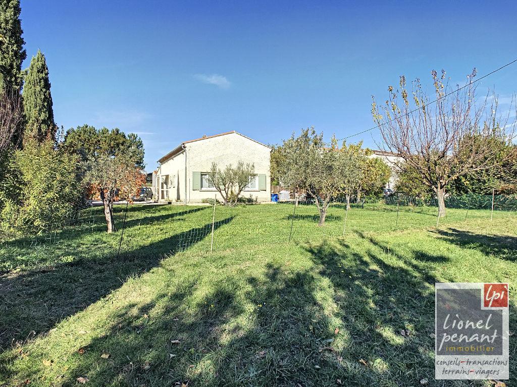 Sale house / villa Aubignan 395000€ - Picture 11