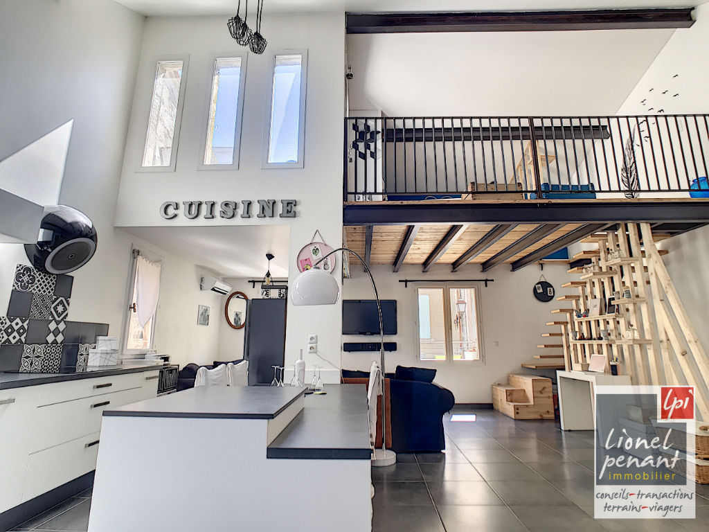 Sale house / villa Mazan 175000€ - Picture 1
