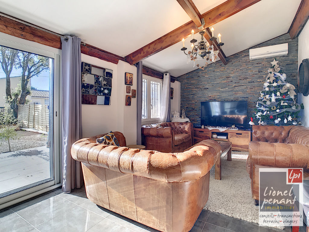 Vente maison / villa Monteux 269000€ - Photo 2