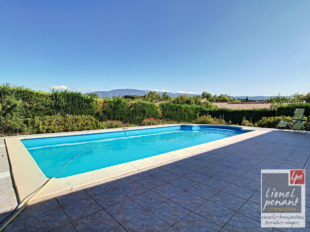 Sale house / villa Mazan 330 000€ - Picture 1