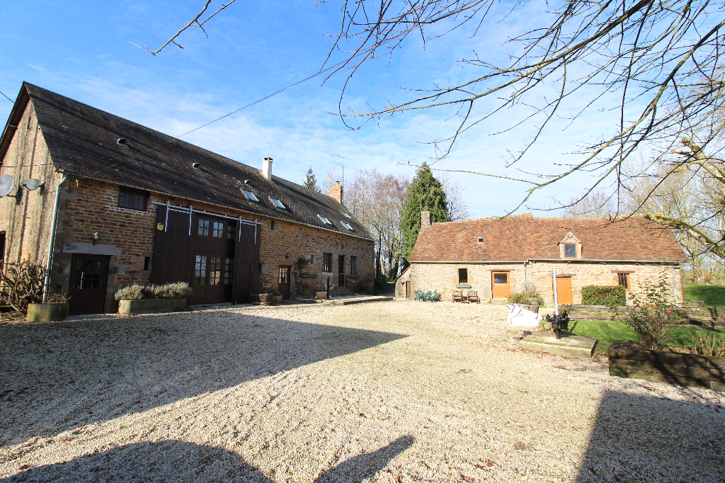 Superb property with large stone house