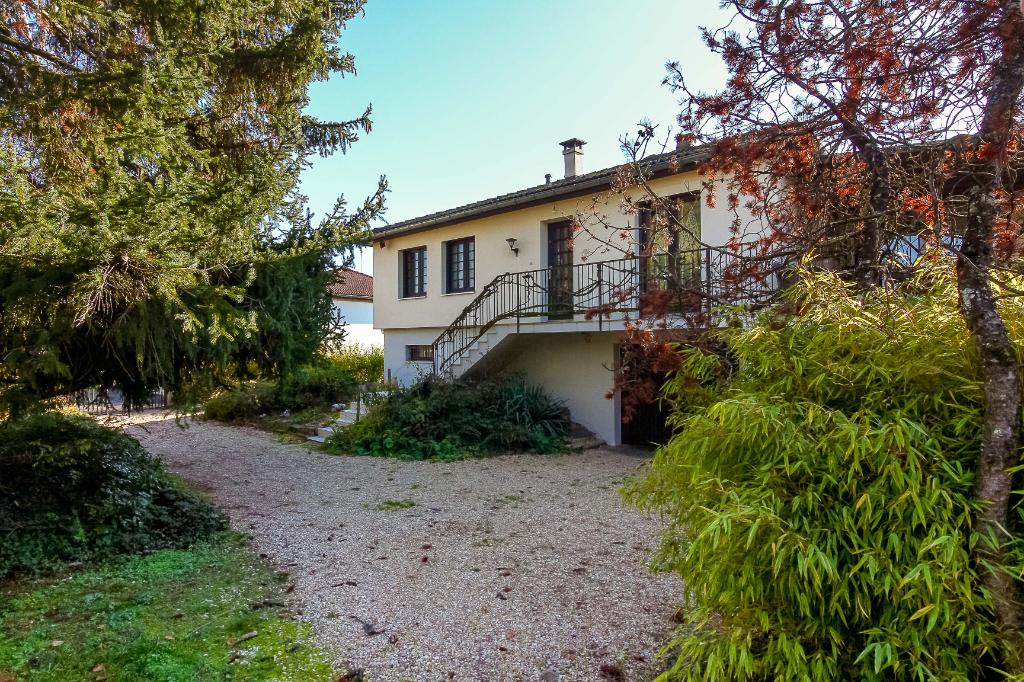 Sale house / villa Orgeux 267000€ - Picture 1