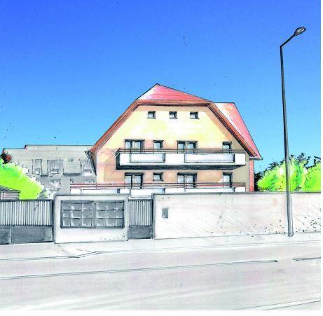 Image de présentation de Appartement 3 pièces NEUF à MOLSHEIM