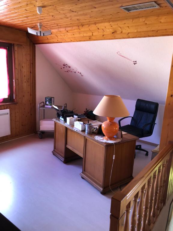 Image de présentation de Maison Andlau 7 pièce(s) 165 m2