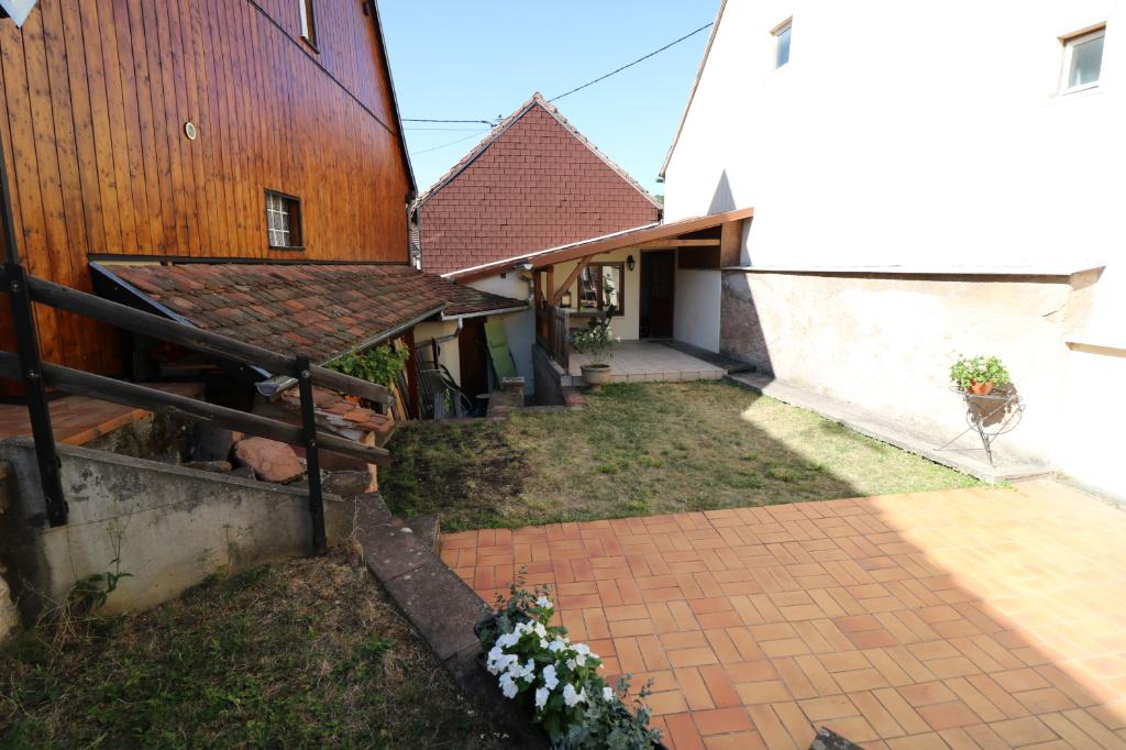 Image de présentation de OBERNAI - Magnifique maison avec extérieur !