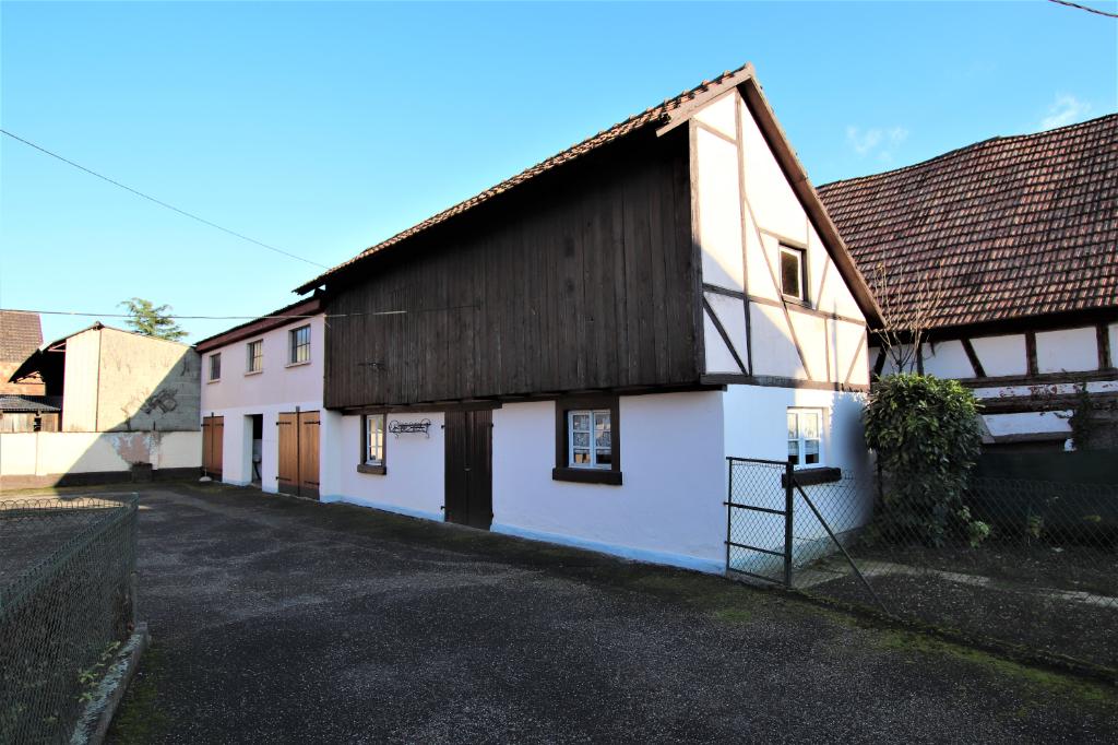 Image de présentation de Maison proche Fegersheim 7 pièce(s) 195 m2