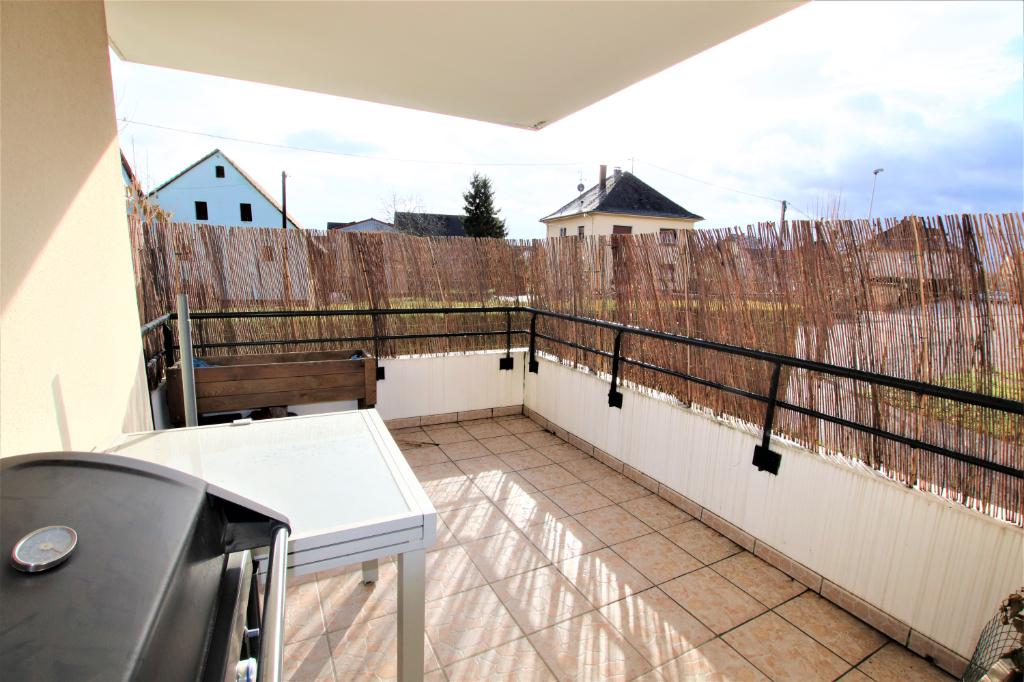 Image de présentation de Appartement INNENHEIM 3 pièces 76.50 m²