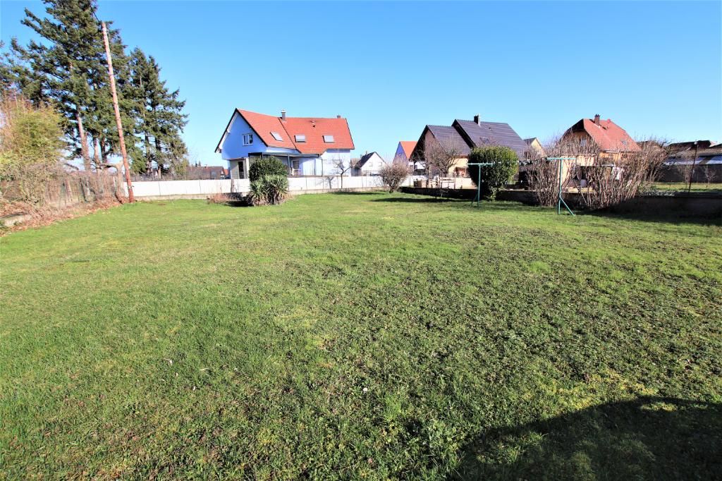 Image de présentation de Terrain de 690 m² à GRIESHEIM-PRES-MOLSHEIM