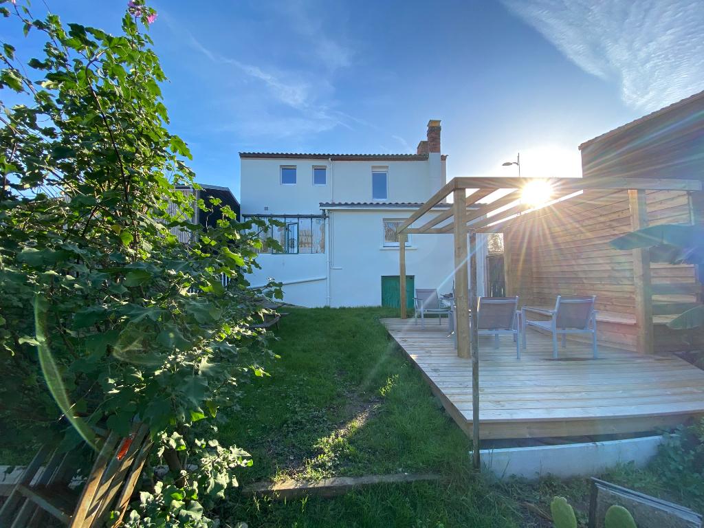 Vente maison / villa Les achards 189500€ - Photo 1