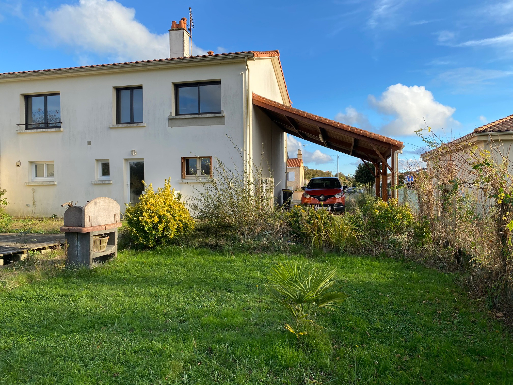 Vente maison / villa La mothe achard 221 500€ - Photo 1