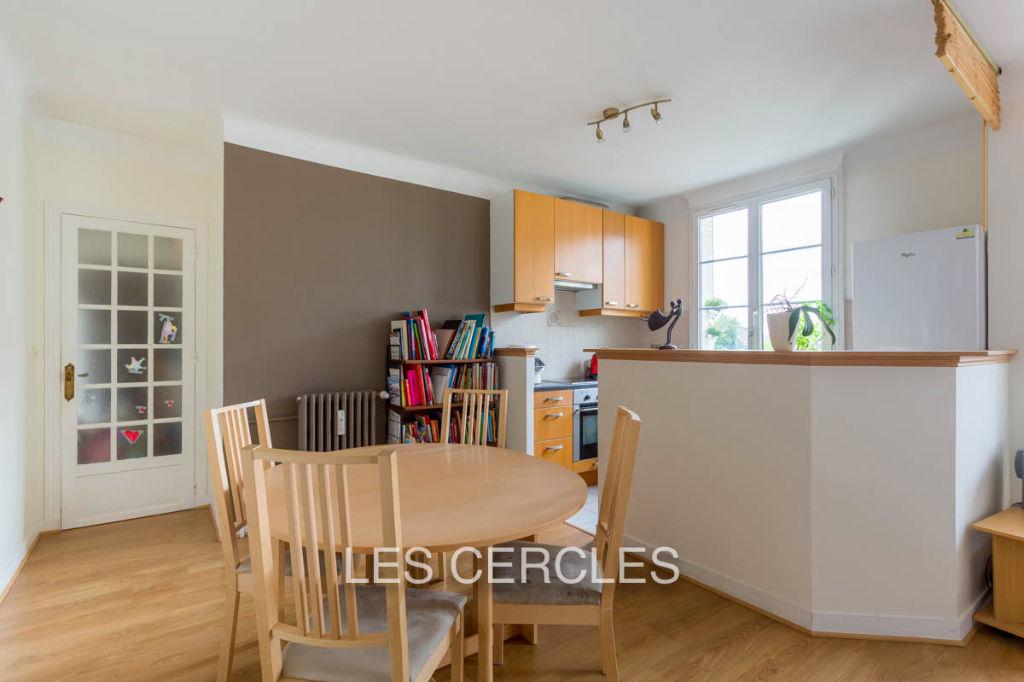 Agence les Cercles - Le Vésinet -  Appartement 3 pièces de 59 m²