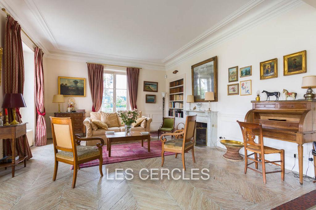 Agence les Cercles - Le Vésinet -  Propriété 12 pièces de 340 m²