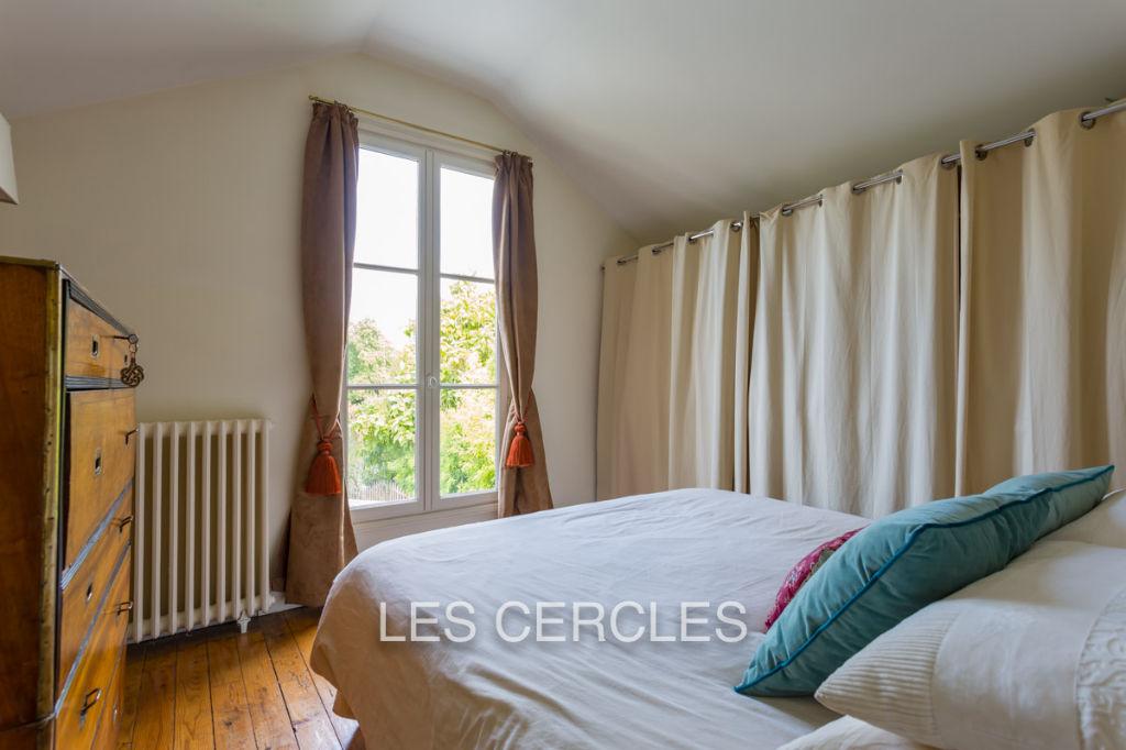 Agence les Cercles - Le Vésinet -  Maison 5 pièces de 80 m²