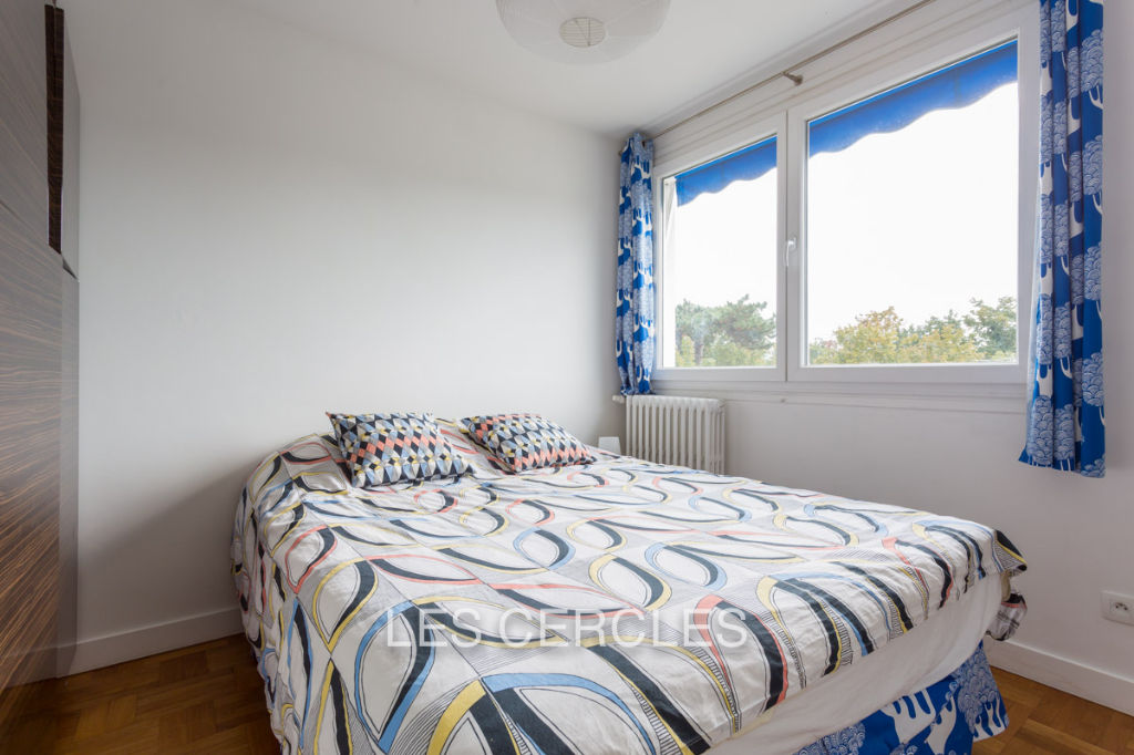 Agence les Cercles - Le Vésinet -  Appartement 4 pièces de 74 m²