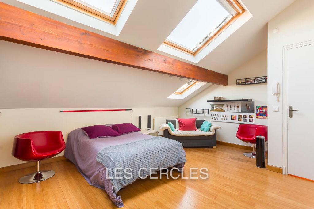 Agence les Cercles - Le Vésinet -  Maison 7 pièces  de 172 m²