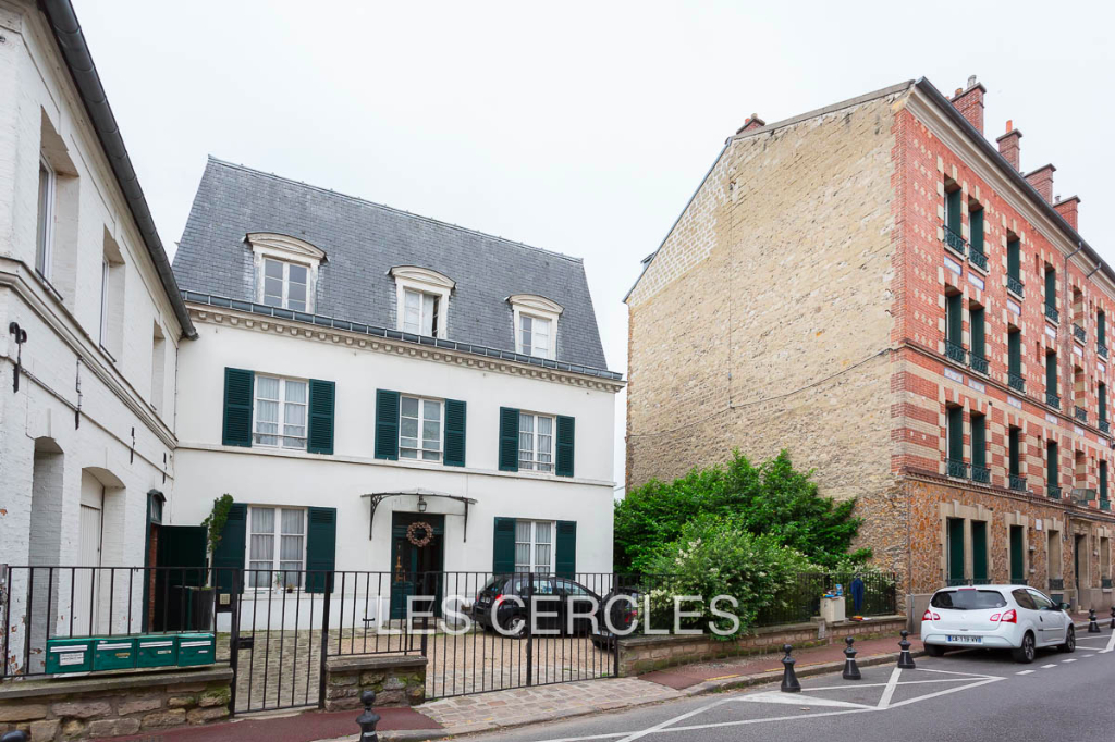 Agence les Cercles - Le Vésinet -  6 bedroom house 300m2 Saint Germain-En-Laye