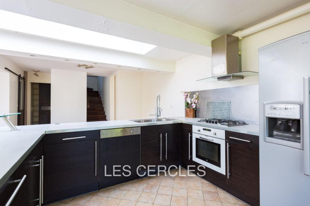 Agence les Cercles - Le Vésinet -  Maison 7 pièces de 135 m²