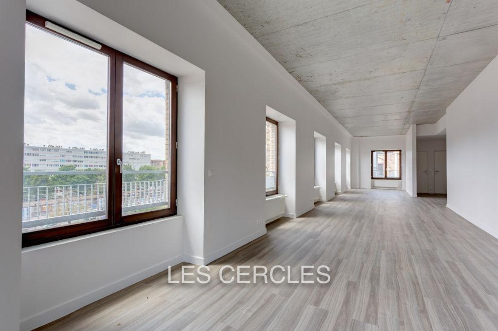Agence les Cercles - Le Vésinet -  Loft 3 pièces de 74 m²