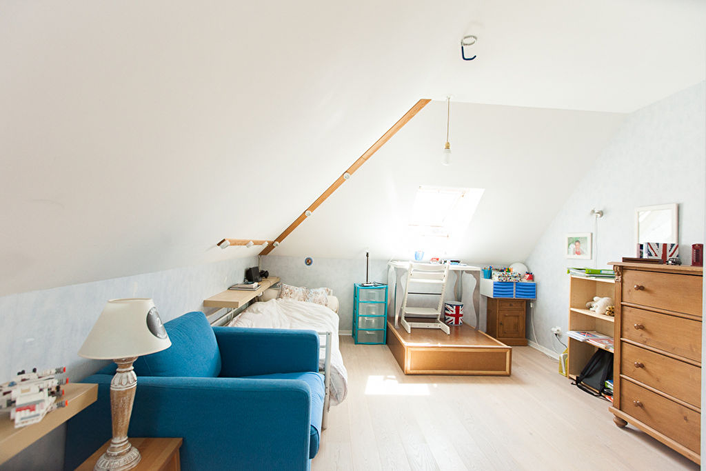 Agence les Cercles - Le Vésinet -  Duplex 5 pièces de 112 m²