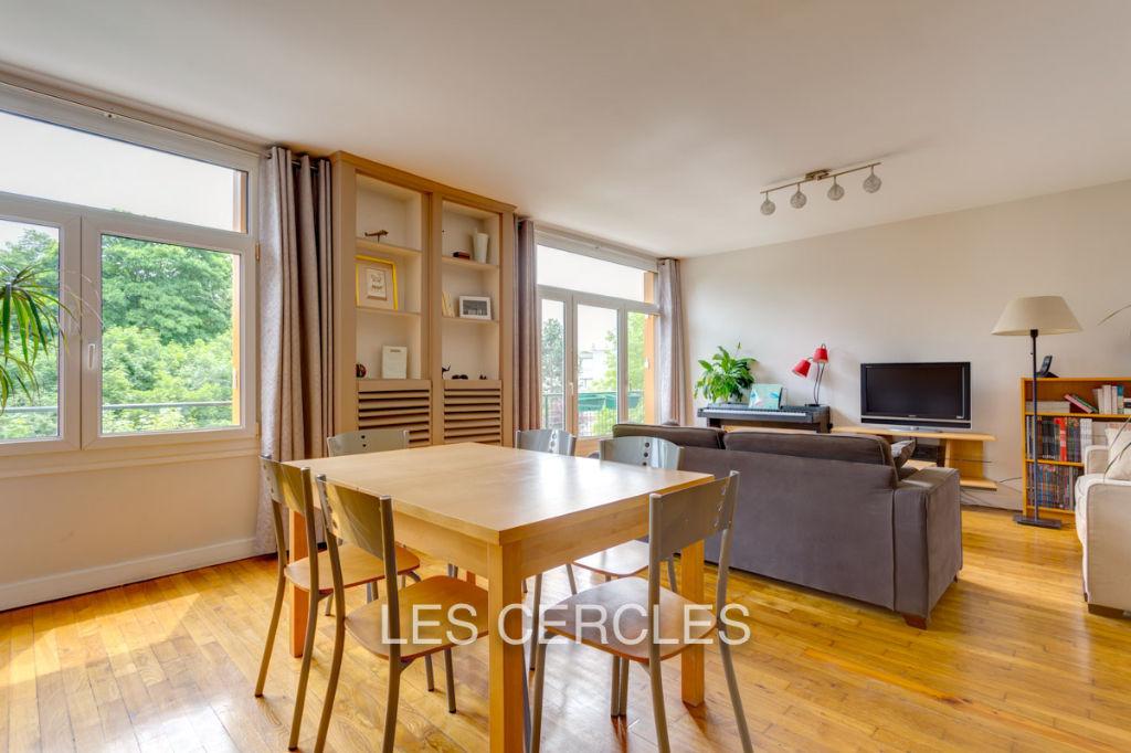 Agence les Cercles - Le Vésinet -  Appartement 4 pièces de 81 m²