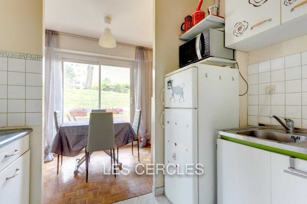 Agence les Cercles - Le Vésinet -  Appartement 2 pièces de 48 m²