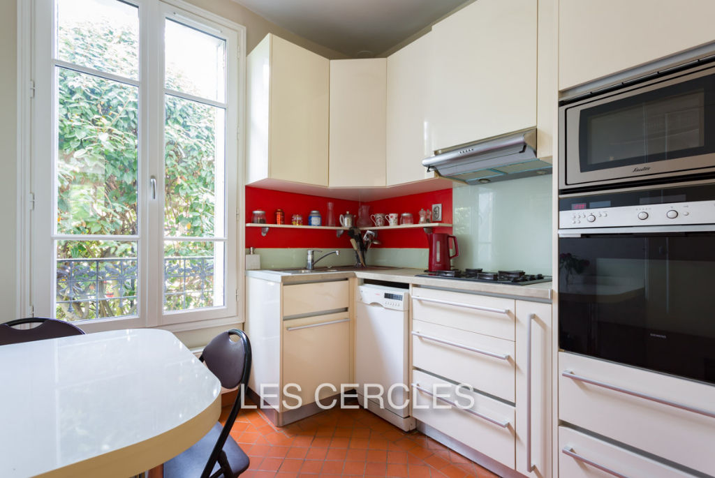 Agence les Cercles - Le Vésinet -  Maison 5 pièces de 115 m²