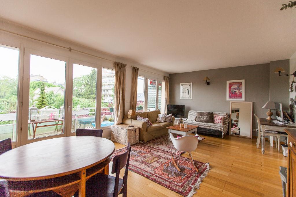 Agence les Cercles - Le Vésinet -  Appartement 3 pièces de 79 m²