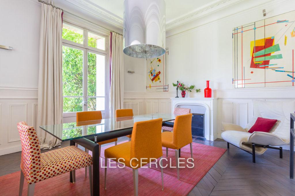 Agence les Cercles - Le Vésinet -  Propriété 8 Pièces de 200 m²
