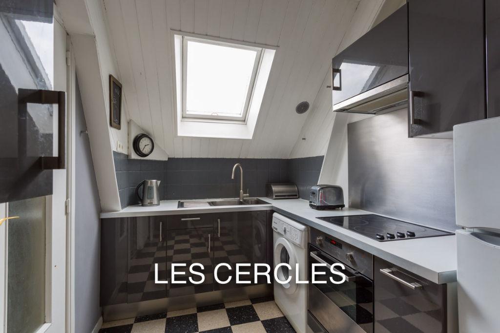 Agence les Cercles - Le Vésinet -  Appartement 3 pièces de 49 m²