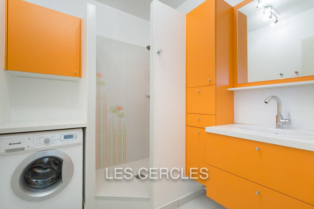 Agence les Cercles - Le Vésinet -  Appartement 3 pièces de 70 m²