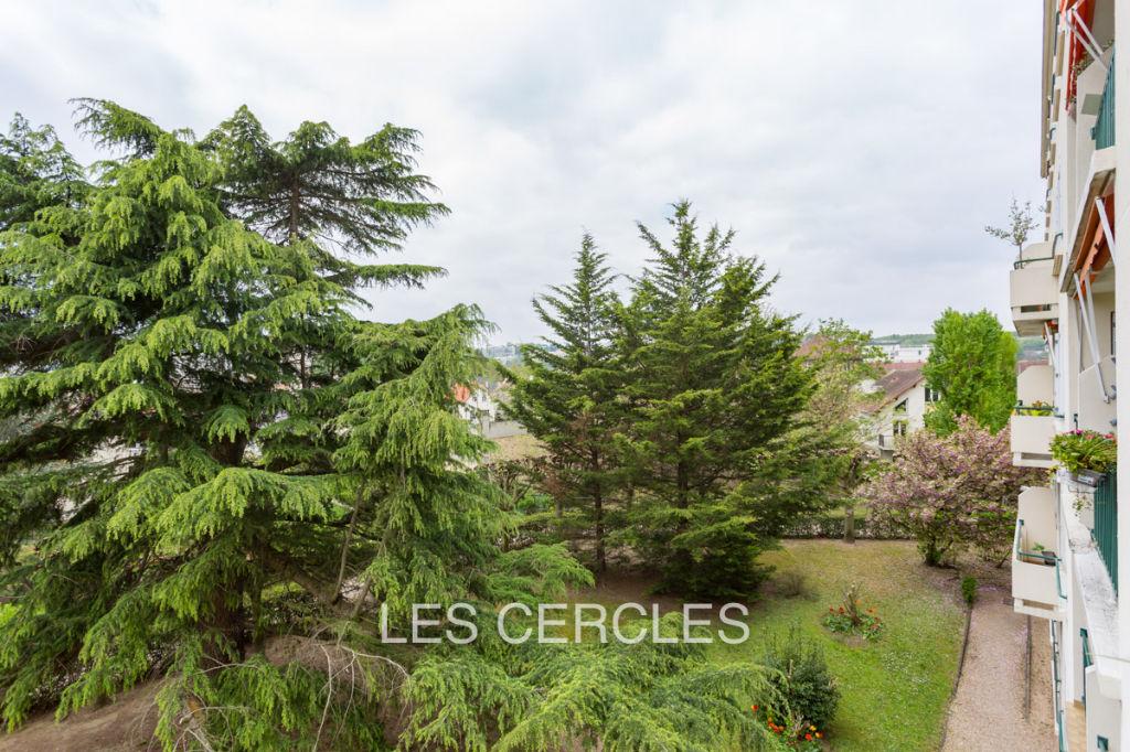 Agence les Cercles - Le Vésinet -  Appartement 4 pièces de 68 m²