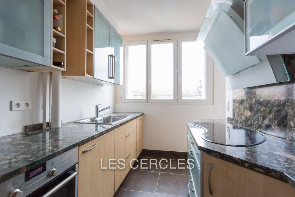 Agence les Cercles - Le Vésinet -  Appartement 3 pièces de 62 m²