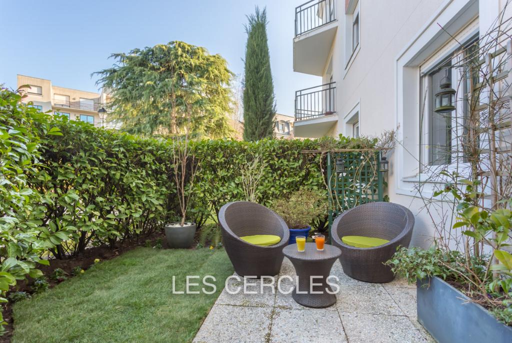 Agence les Cercles - Le Vésinet -  Studio appartement de 44 m²