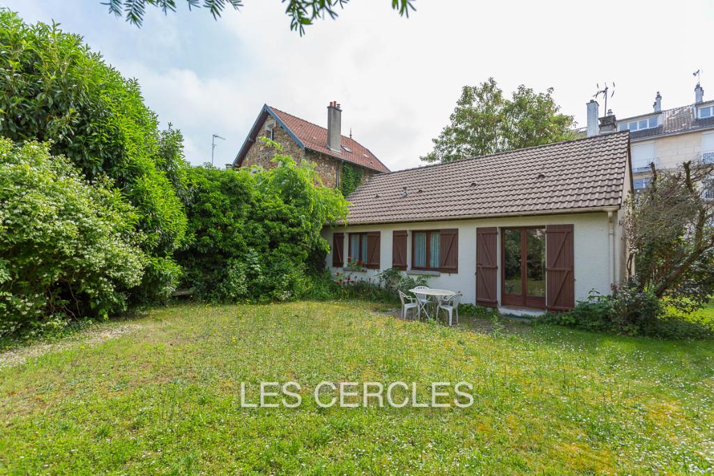 Agence les Cercles - Le Vésinet -  Maison en viager - 3 pièces- 65 m²