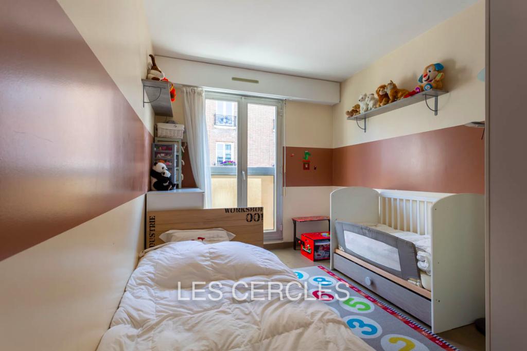 Agence les Cercles - Le Vésinet -  Appartement 3 pièces de 69 m²