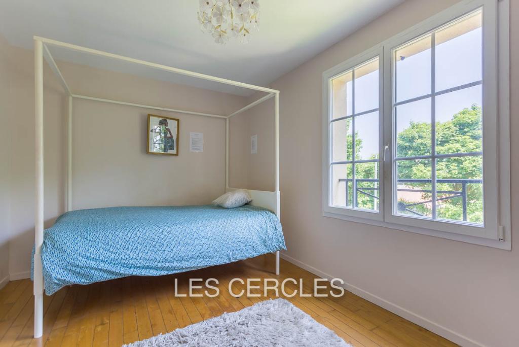 Agence les Cercles - Le Vésinet -  Maison Fourqueux 8 pièces de 242 m²